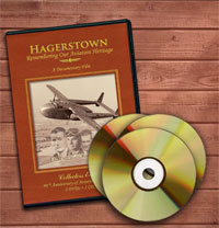 Hagerstown, Remembering Our Aviation Heritage Book and DVD